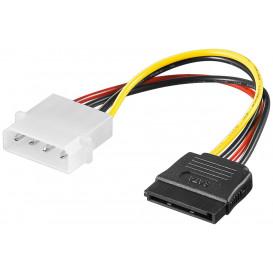 Cable SATA a MOLEX de alimentacion