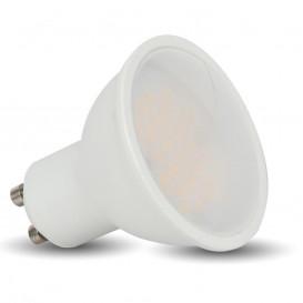 Bombilla LED GU10 7W 500Lm 110º 3000K Luz CALIDA