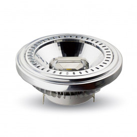 Bombilla LED AR111 15W 12Vac 4500K