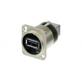 Base USB tipo D A-B reversible