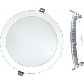 DownLight LED Empotrar Redondo 12W 6000K BLANCO