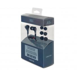 Auricular con Microfono Miniatura Negro