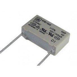 Condensador Polipropileno 22nF 275Vac X2 R15mm
