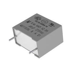 Condensador Antiparasitario 2,2nF 275VacX2 R10