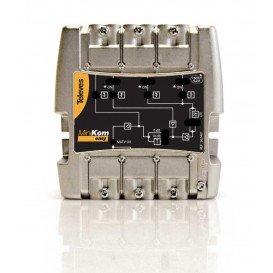 Central TV 4E/1S FM-VHF-UHF-UHF MiniKom 4G-LTE