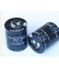 270uF 450Vdc Condensador Electrolitico 35x35mm 2Pin