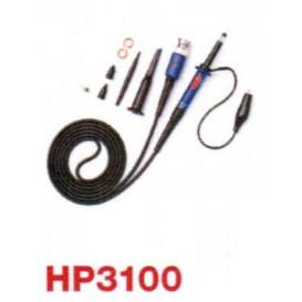 Sonda Osciloscopio x1 6Mhz y x10 100Mhz