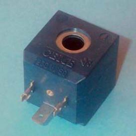 Electrobobina 6W 230Vac 10-13mm de Agujero