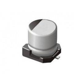 Condensador Electrolitico SMD 10uF 35Vdc medidas 5X5,3mm