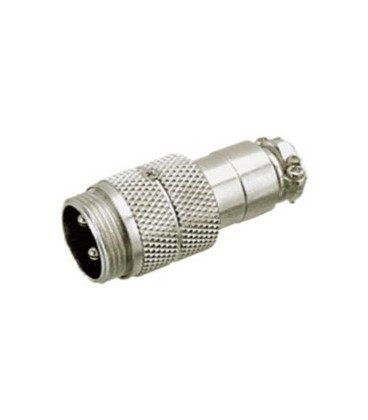Conector DIN Rosca Macho 7Pin 10.230/7/P