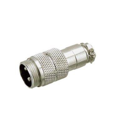 Conector DIN Rosca Macho 8Pin 10.230/8P