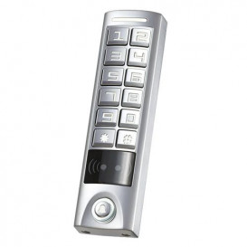Control Accesos Teclado RFID Slim Exterior