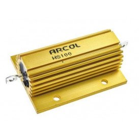 Resistencia Potencia 22R 100W Metalica ARCOL