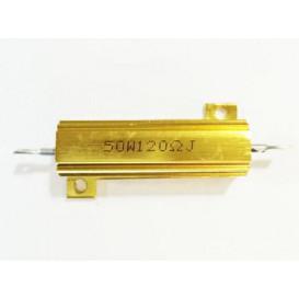 Resistencia Potencia 120R 50W 5% Metalica ARCOL