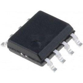 Integrado ACS712ELCTR-20A-T Sensor SMD SO8