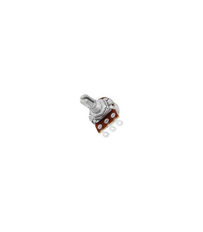 R16148-1B-2-A10K Potenciómetro 2 un eje; un giro; 10kΩ; 63mW; ± 20...