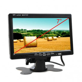 Monitor 7in Vision