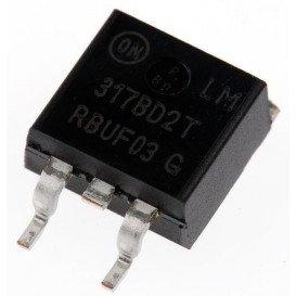 Integrado LM317BD2TG Regulador Tension SMD D2PAK