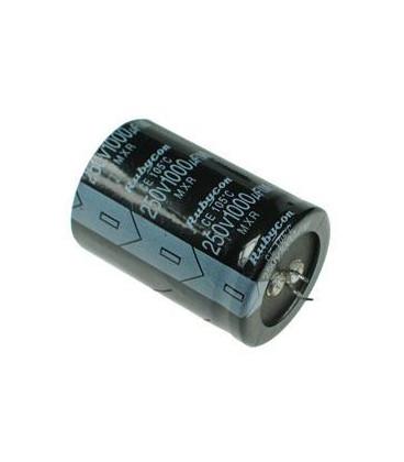Condensador Electrolitico 1000uF 250V 105ª 35x41mm