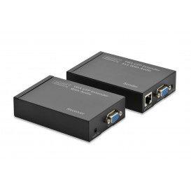 Extensor VGA y Audio por Cable UTP Cat5 Digitus