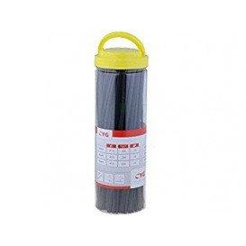 Tubo Termoretractil Caja 80 unidades 200mm Negro