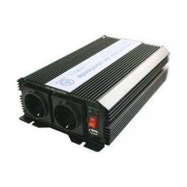 Inversor Corriente 12Vdc a 230Vac 1500W Modificada