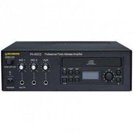 Amplificador PA 45W CD MP3 12V DC PA-450CD