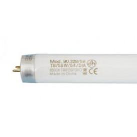 Tubo Fluorescente 150cm T8 58W Luz Dia 6500K