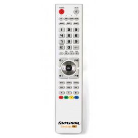 Mando Universal Programable PC-Cable USB 2in1 Blanco SUPERIOR