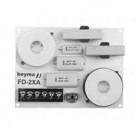 Filtro PASIVO 2Vias 600W AES 1,8KHz FD2XA