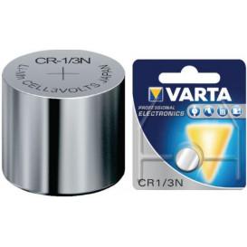 CR1/3N Pila Litio Foto 3V 170mA VARTA