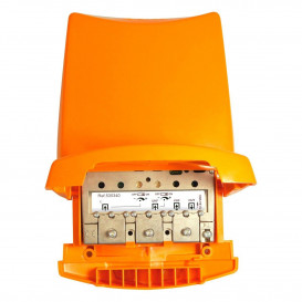 Amplificador Mastil 4e UHF C27-UHFmix-Vmix-FI
