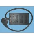 Cable EURO Macho a 3xEURO+3xRCA+SVHS 0,5mts