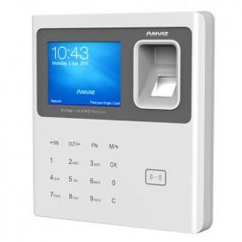 Terminal Control Presencia por Codigo Tarjeta Huella por USB y Ethernet RJ45