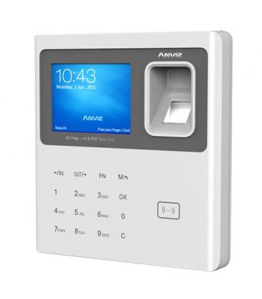 Terminal Control Presencia por Codigo Tarjeta Huella por USB y