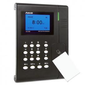 Terminal Control Presencia por Codigo Tarjeta por USB y