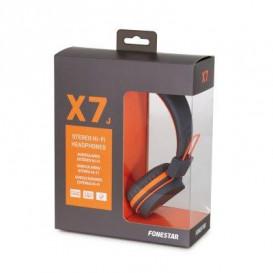 Auriculares Hi-Fi Arco Naranja
