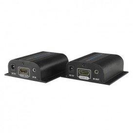 Extensor HDMI Activo por UTP RJ45 60m max Cat6
