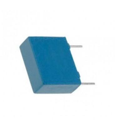 Condensador Poliester 2,2nF 2000V R15mm 2K2