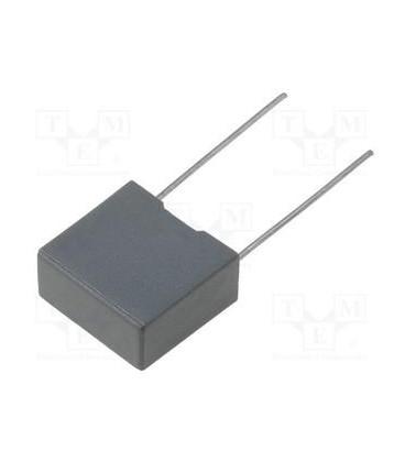 Condensador Poliester 2,2nF 400V R5mm 2K2