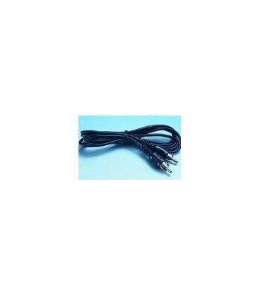 Cable RCA 1 Macho a 1 RCA Macho 1m