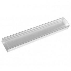 Perfil LED Superficie Difusor Transparent 200x17mm