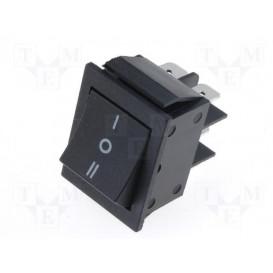 Interruptor Basculante ON-OFF-ON Bipolar 3Posiciones 15A/250Vac