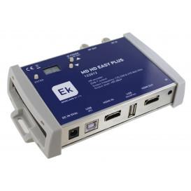 Modulador TV TDT HD HDMI MD HD EASY PLUS USB EK
