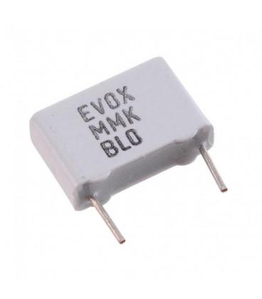 Condensador Poliester 10nF 1000V R15mm 10K