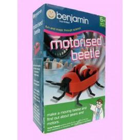 Escarabajo Mecanico a pilas