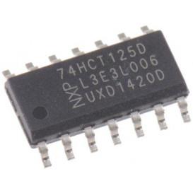 74HCT125D.652 Circuito Integrado Logico SMD SO14