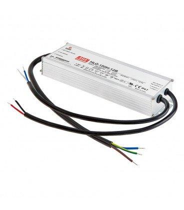 Fuente de Alimentacion LEDs 12Vdc 150W 12,5A IP67