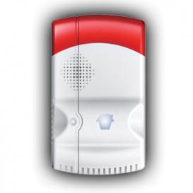 Detector Fuga Gas Inalambrico CHUANGO