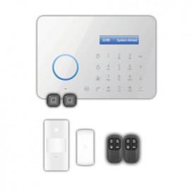 Alarma Inalambrica Tactil B11 GSM y Fijo Chuango